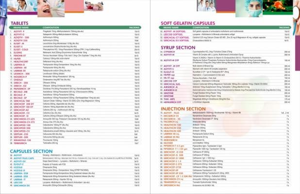 health serch product card 2